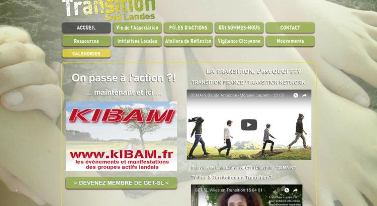 www.gascogne-en-transition.net - www.inflatabedog.com web design