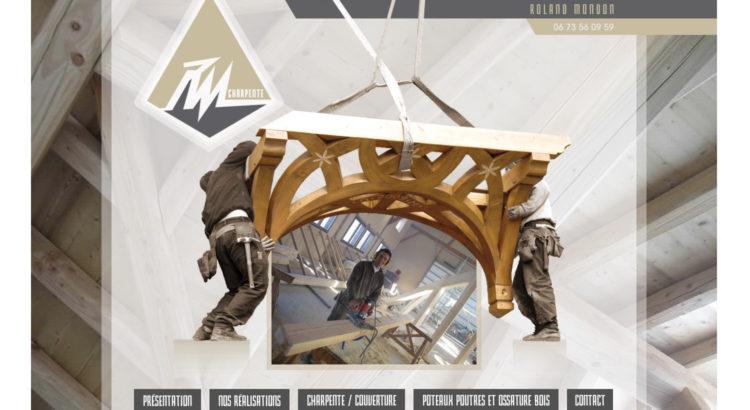 www.rmcharpente.com - www.inflataböedog.com web design